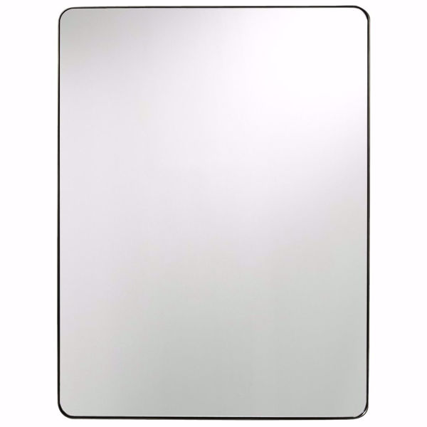 Picture of Modern Accent Bronze Mirror