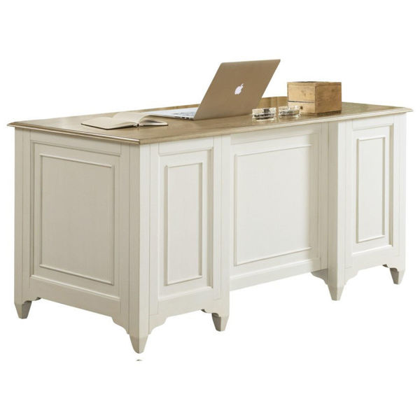 Picture of Myra White Executive Desk