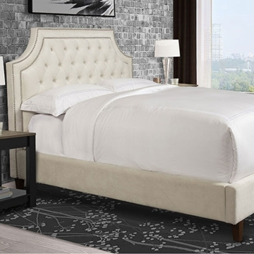 Picture of Jasmine Champagne Queen Bed