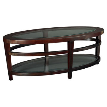 Picture of Urbana Oval Cocktail Table