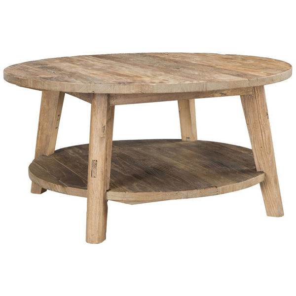 Picture of Canton Round Coffee Table
