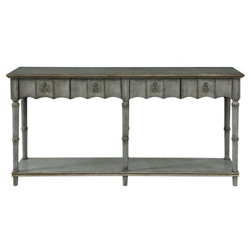 Picture of Mystique Grey Console Table