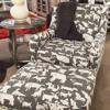 Picture of Doggie Graphite Chair Ottoman