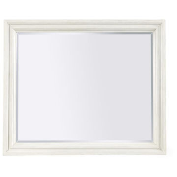 Picture of Caraway Aged Ivory Mirror