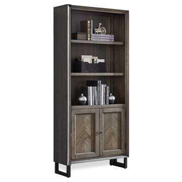 Picture of Harper Point Fossil Door Bookcase