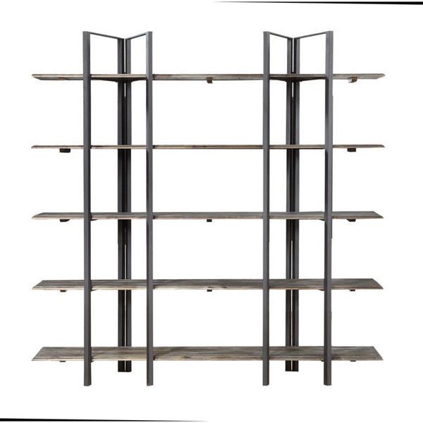 Picture of Aspen Court Gray Etagere