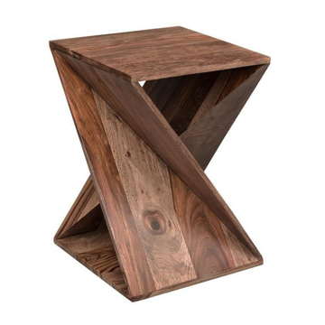 Picture of Sheesham Wood Accent Table