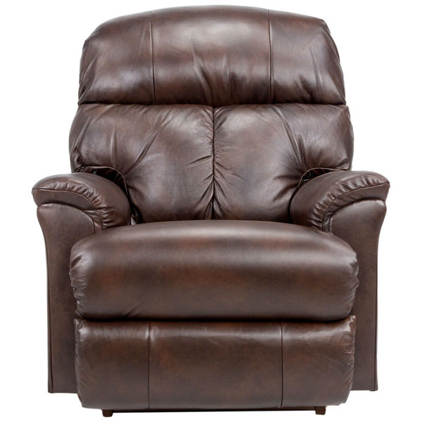 Picture of Reed Power Recliner with Power Headrest and Lumbar