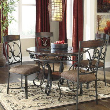 Picture of The Vinci 5 Piece Dining Set