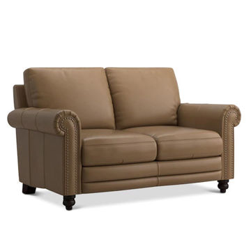 Picture of Jackson Leather Loveseat