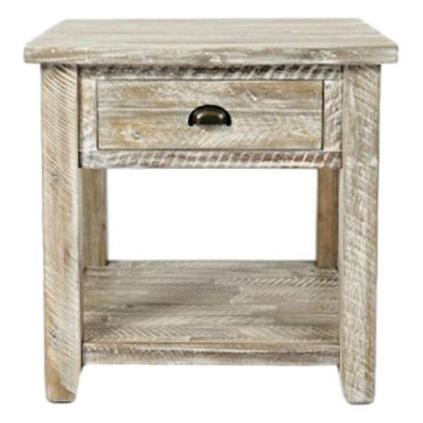 Picture of Artisan Gray End Table