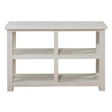 Picture of Madaket White Sofa Table