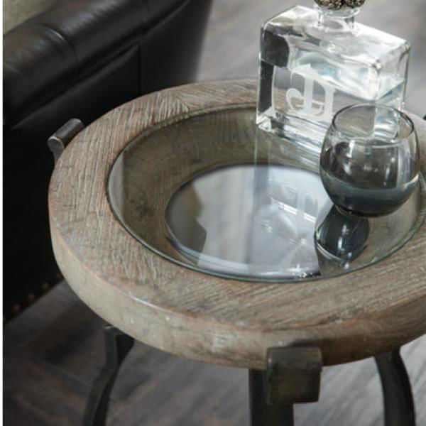 Picture of Modele Round End Table