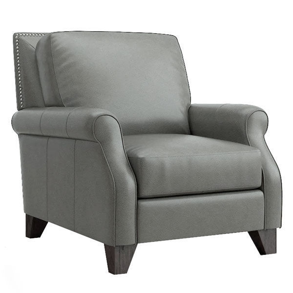 Picture of Greyson Leather Chair in Putty