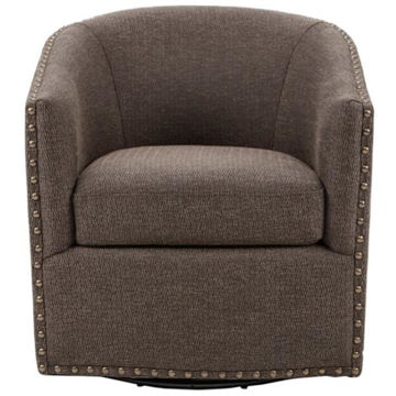 Picture of TYLER SWIVEL ACCENT CHAIR