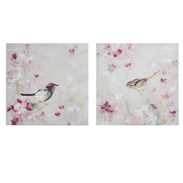 Picture of Lovely Birds Canvas 2 Piece Set
