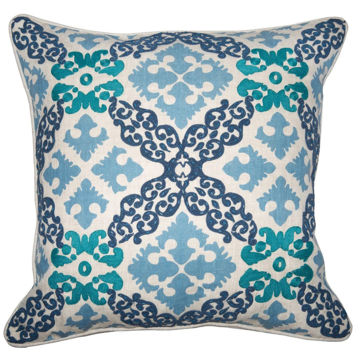 "Picture of Colima Lake 22x22"" Accent Pillow"