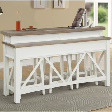 Picture of AMERICANA CONSOLE TABLE COTTON
