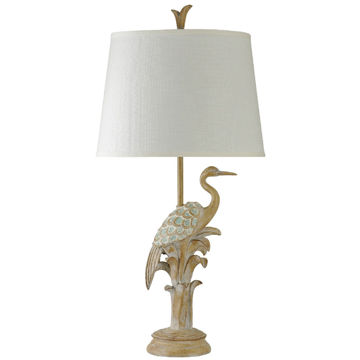 Picture of Traditional Bird of the Beach Table Lamp