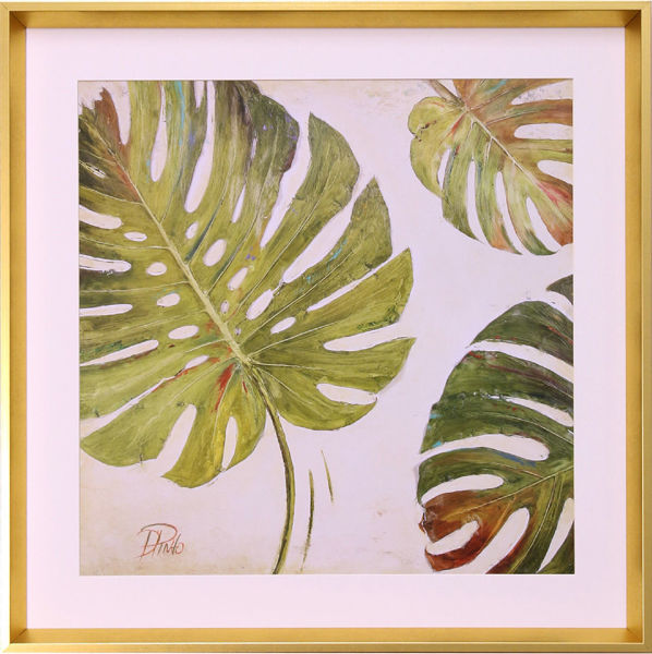 Picture of Palm Leaf Print I