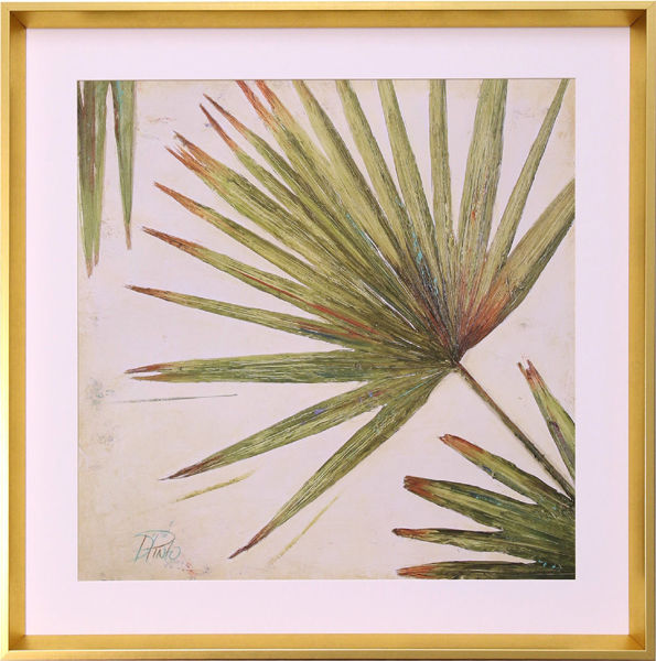 Picture of Palm Leaf Print II