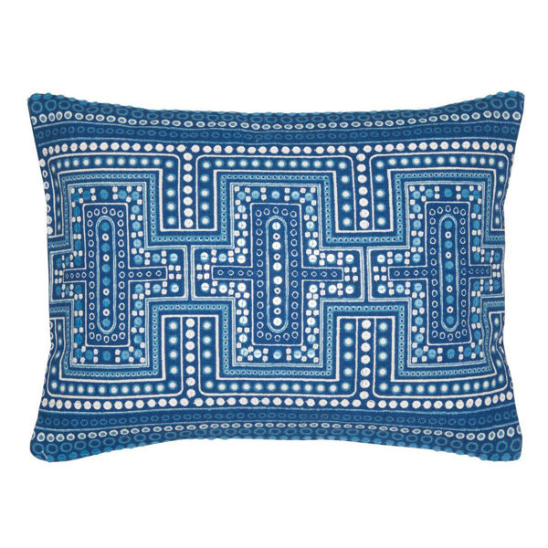 "Picture of Sessola Lake  12"" X 16"" Accent Pillow"