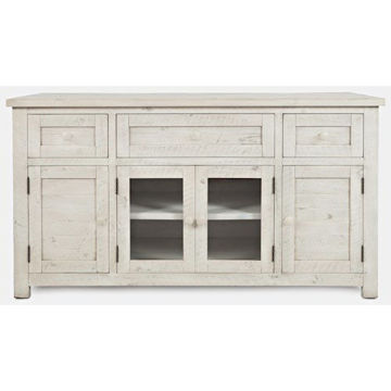Picture of American Folklore Cream Media Console