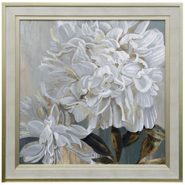 Picture of Cecilia I Floral Textured Framed Print