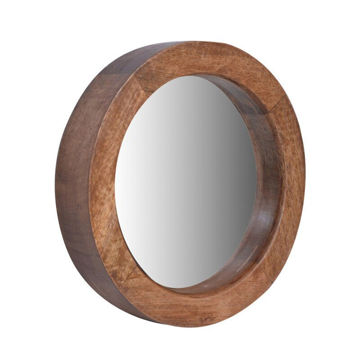 Picture of Slim Round Wall XXL Mirror