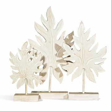 Picture of 3 Piece Seaweed Art Stand Set