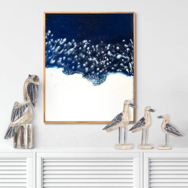 Picture of Pelican Wood Sculpture