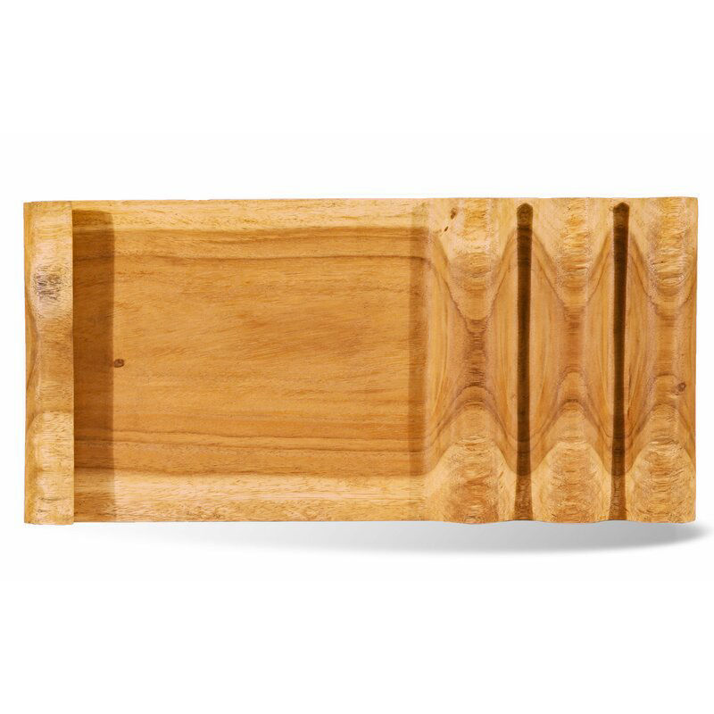 Picture of Wrap Carved Serving Tray