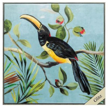 Picture of PARADISE TOUCAN II PRINT