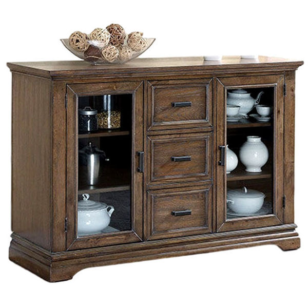 Picture of Xcalibur Gray Sideboard