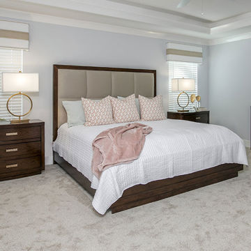 Picture of LEXINGTON CASA DEL MAR  UPHOLSTERED KING BED
