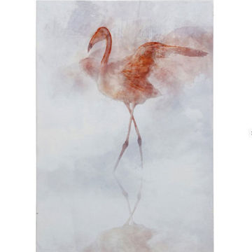 Picture of FLAMINGO PRINT I