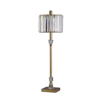 Picture of CRYSTAL GALLERY BUFFET LAMP