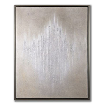 Picture of WHITE CLOUD ABSTRACT