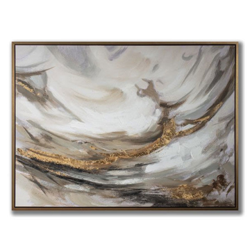 Picture of MOVEMENT OF GOLD ABSTRACT