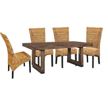 Picture of Brownstone Kirana 5 Piece Dining Set