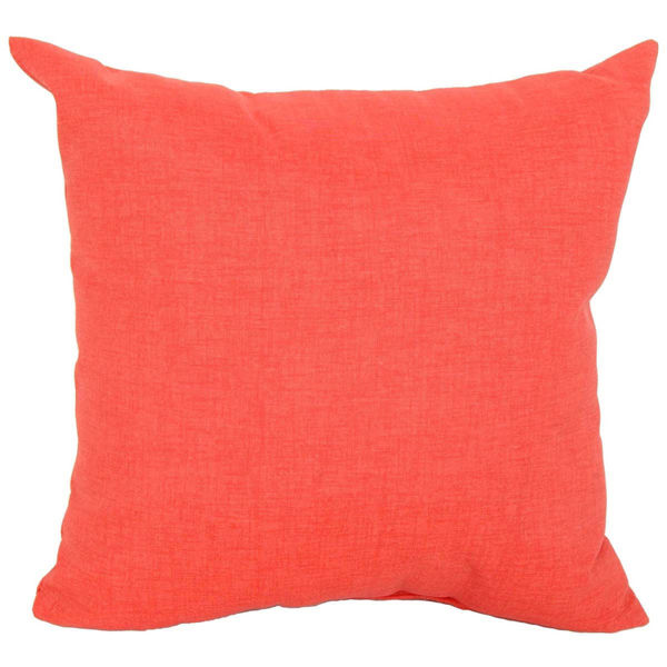 "Picture of Coral 16"" Outdoor Pillow"