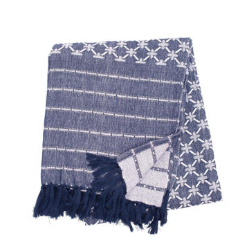 Picture of Markle Navy Throw