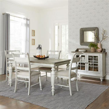 Picture of CRAWFORD 5PC DINING SET