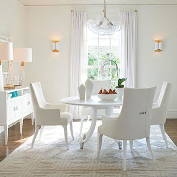 Picture of AVONDALE 5PC ROUND DINING SET