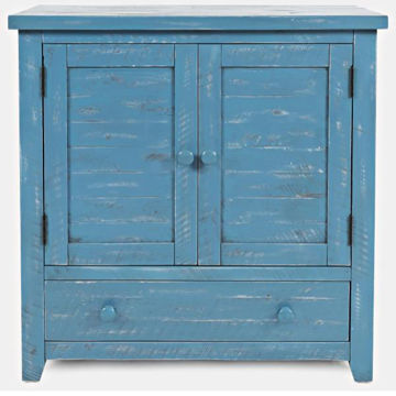 Picture of AMERICAN FOLK CHEST-BLUE