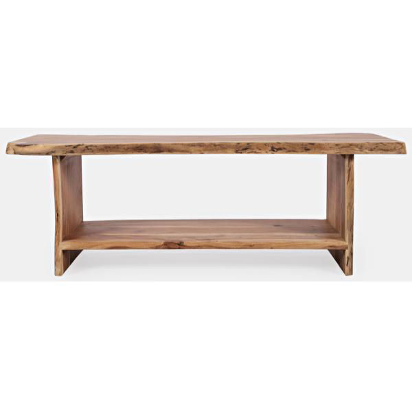 Picture of GLOBAL ARCHIVE LIVE EDGE BENCH