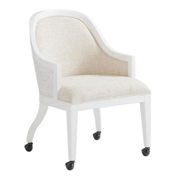 Picture of BAYVIEW ARM CHAIR W/CASTERS