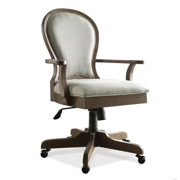 Picture of SCROLL BACK UPH DESK CHAIR