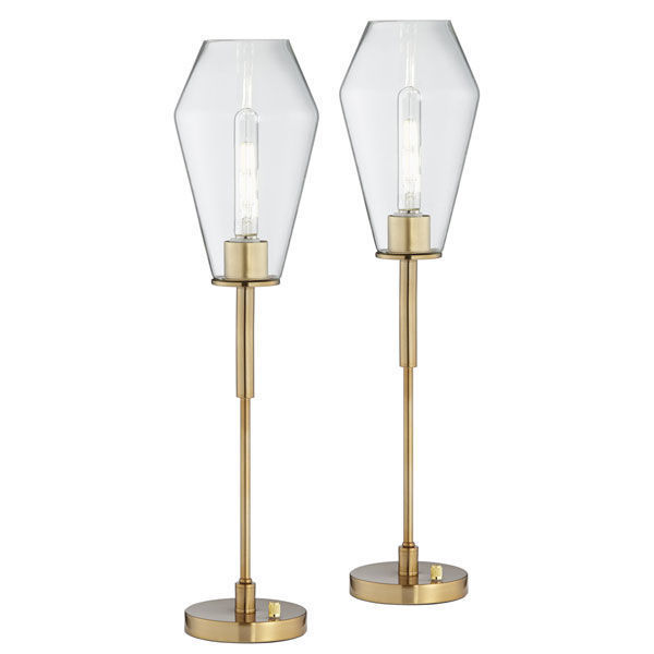 Picture of ELLIS GOLD TONE UPLIGHT ACCENT