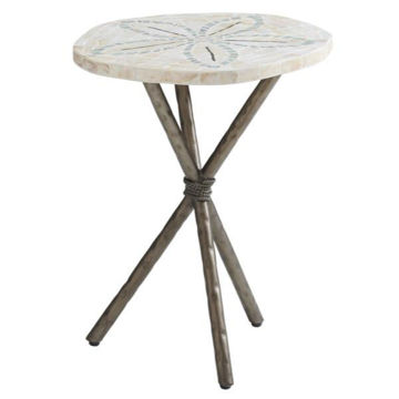 Picture of SAND DOLLAR END TABLE